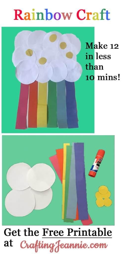 Easy Spring Crafts for Kids