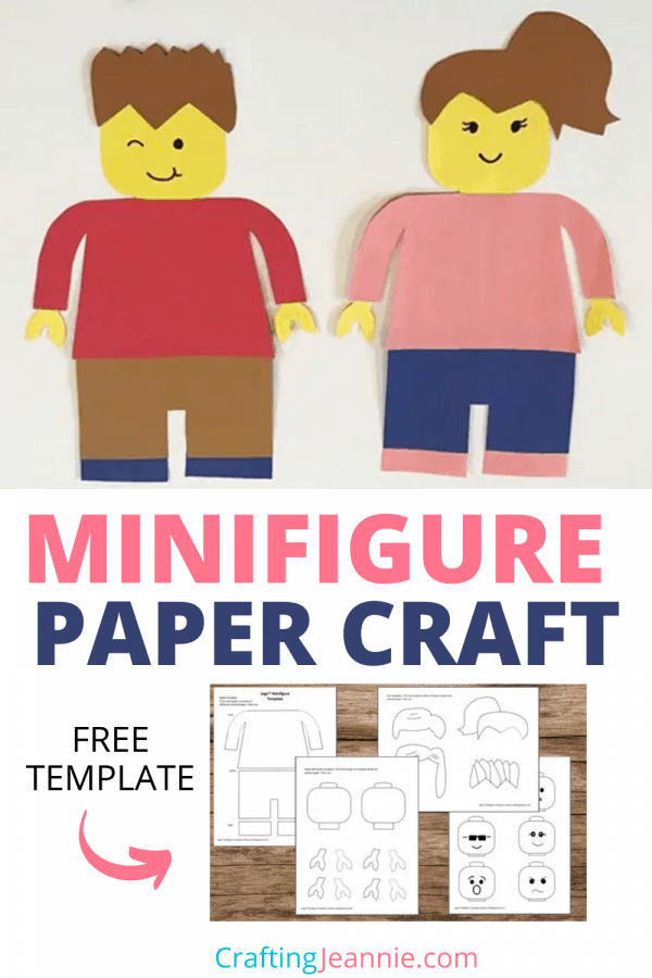 Lego Craft Image Crafting Jeannie for pinterest