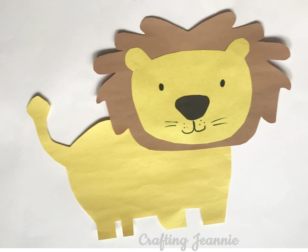 lion craft make 20 in about 10 minutes
