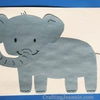 elephant craft make 20 in about 10 minutes
