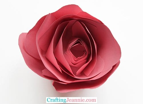 Mothers Day Rose by Crafting Jeannie