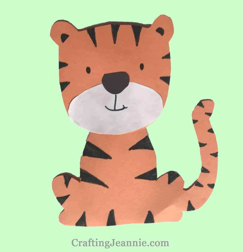 Tiger craft make 20 in about 10 minutes