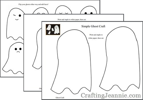 ghost craft template