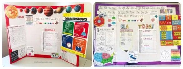 boards for online learning setup