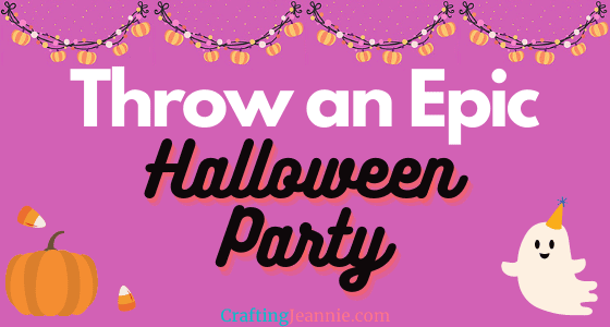 how to throw a classroom Halloween party