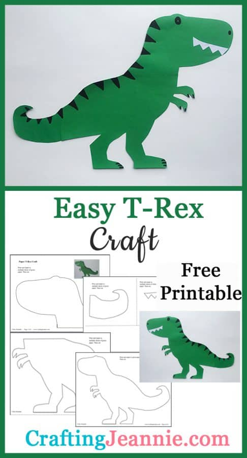 Trex craft pinterest ad Crafting Jeannie