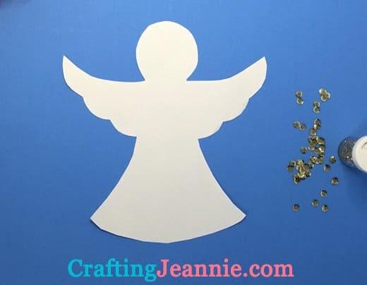 Angel Classroom Craft Crafting Jeannie