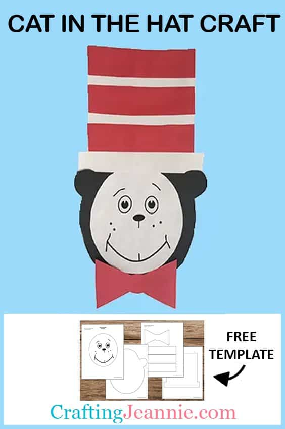 dr. suess craft picture for pinterest Crafting Jeannie
