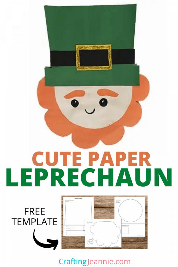 cute leprechaun picture for pinterest Crafting Jeannie