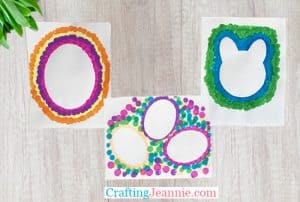 Easter Dot Art Crafting Jeannie