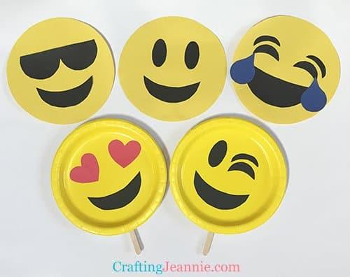 Easy Emoji craft Crafting Jeannie